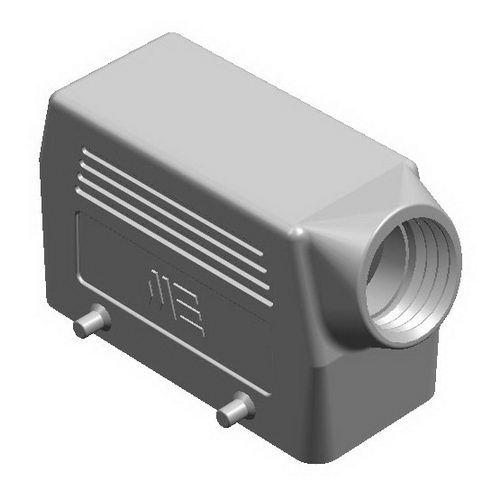 16X16A (16P+E) - Obudowa Złącza elektrycznego  HOOD ,  , 16X16A - METE
