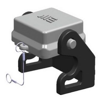 5x10A (4P+E) - Pokrywa złącza elektrycznego COVER FOR MALE INSERT ,  , 4X10A - METE