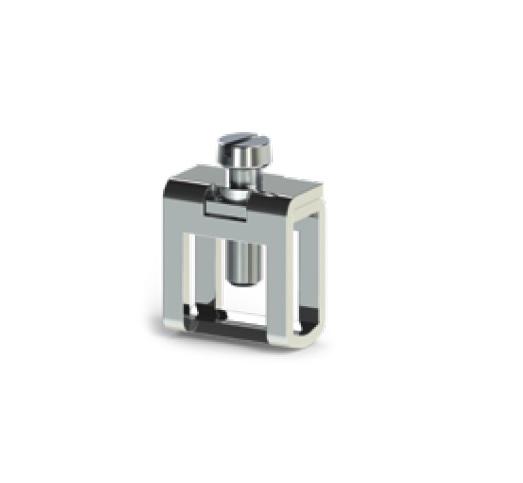 BK 10 - zacisk kabla, element mocujący - 10mm2 - Klemsan