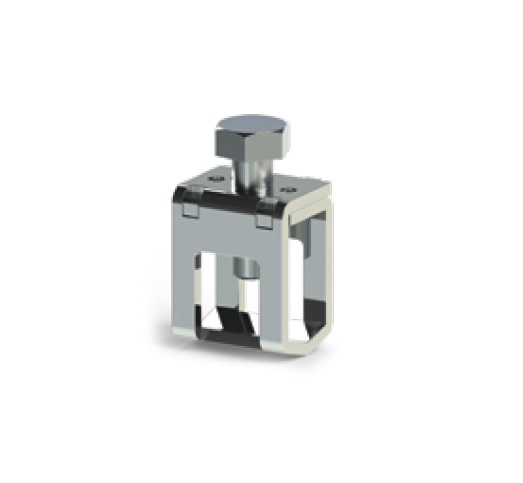 BK 35 - zacisk kabla, element mocujący - 35mm2 - Klemsan