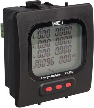 EA 50S Analizator parametrów sieci 3-fazowej. Komunikacja RS485, RS232. Wym. 96x96 - KARACA