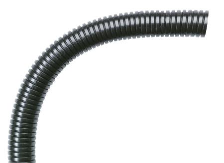 EW-PA-UL 06 Osłona kablowa czarna, Poliamid P6 (6,4/9,9) - Murrplastik