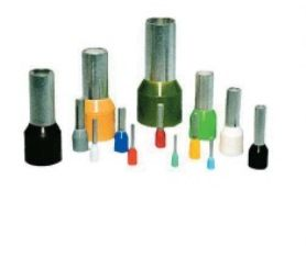 IKY 0,50/8  Końcówka kablowa - izolowana k. pomarańcz 0,5mm2 - Klemsan