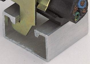 KR 1 Listwa montażowa  (1 m) - Klemsan