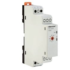 T1-60S Przekaźnik czasowy 1s>=60s, Opóźnione załączenie, Jednofunkcyjny (ND),Time relay (17.5 mm) -